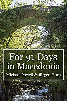 Macedonia Travel Book