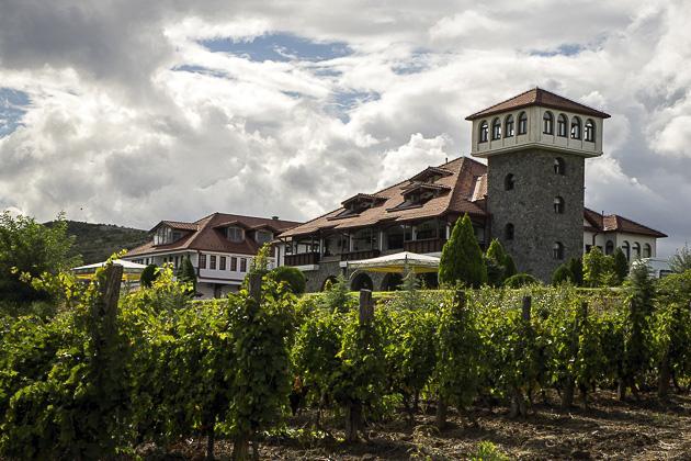 Winery In Macedonia